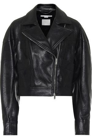 Stella McCartney Faux-leather jacket