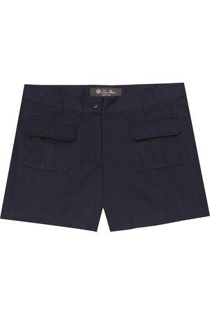 Loro Piana Tanya stretch-cotton bermuda shorts