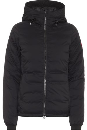 Canada Goose Camp Hoody down bomber jacket