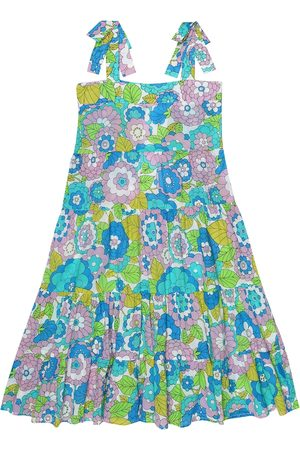 DODO BAR OR Floral cotton dress