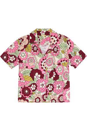 DODO BAR OR Floral shirt