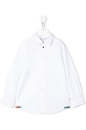 Paul Smith Plain long sleeve shirt