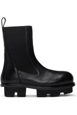 Rick Owens Bozo Megatooth Chelsea Boots
