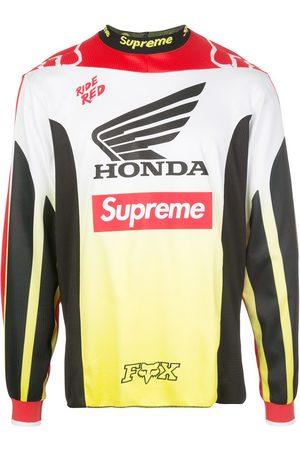 Supreme X Honda x Fox Racing Moto jersey T-shirt
