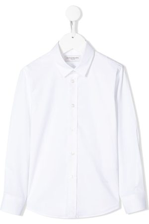 Paolo Pecora Plain long-sleeved shirt