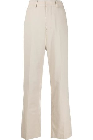 Ami Woman Wide Fit Trousers
