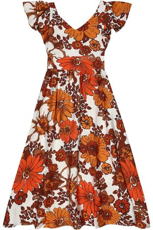 DODO BAR OR Floral dress