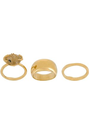 WOUTERS & HENDRIX Set of three rings