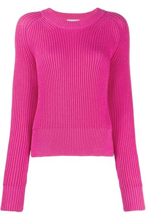 Ami Crew-neck knitted jumper
