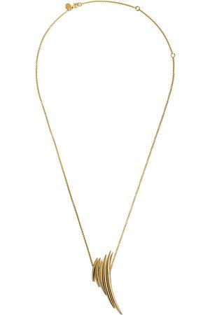 SHAUN LEANE Quill pendant necklace