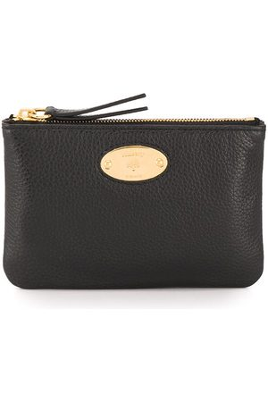 MULBERRY Logo plaque coin pouch