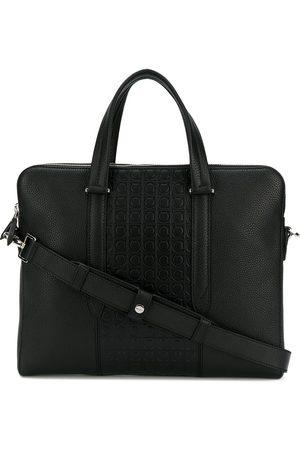 Salvatore Ferragamo Men Laptop Bags - Giancini briefcase