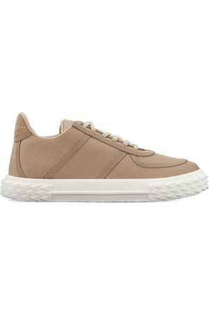 Giuseppe Zanotti Lace-up low top trainers