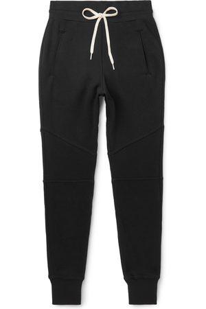 JOHN ELLIOTT Escobar Slim-Fit Loopback Cotton-Blend Jersey Sweatpants