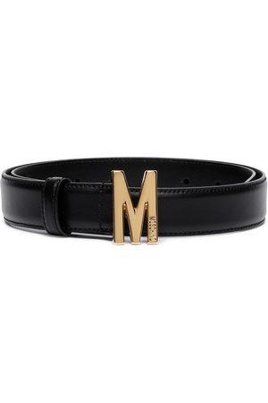 Moschino Leather belt