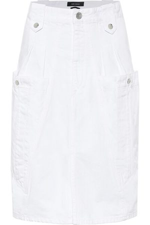 Isabel Marant Kalosia denim skirt