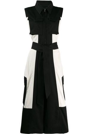 Ami Patch pockets jumpsuit