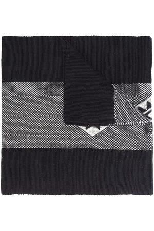 Voz Estrella star-print scarf