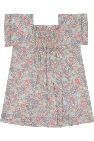 BONPOINT Baby Printed Dresses - Baby floral cotton dress