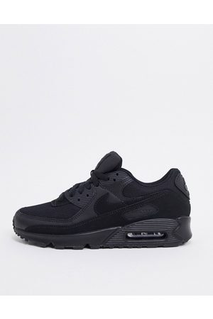 Nike Air Max 90 Recraft trainers in triple