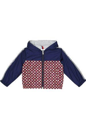 Moncler Baby Rasis printed jacket