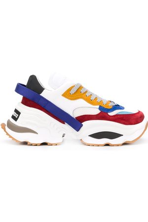 Dsquared2 Panelled chunky sneakers