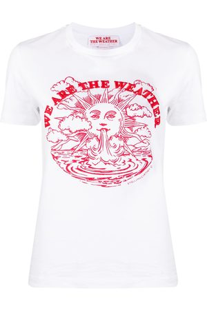 Stella McCartney We Are The Weather T-shirt