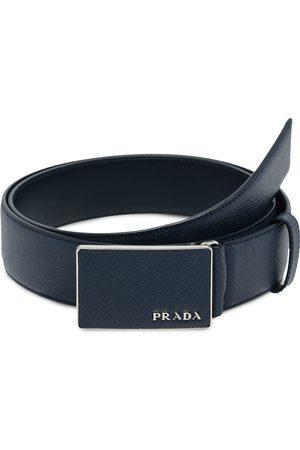 Prada Flat buckle belt