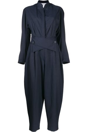 Stella McCartney Buttoned panel boiler suit