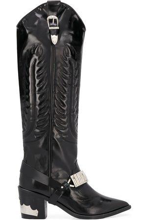 Toga Pulla Knee length cowboy boots