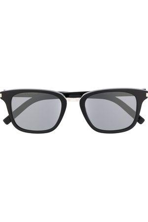 Saint Laurent Eyewear Classic round frame sunglasses