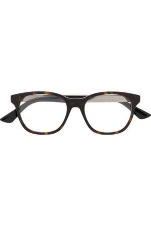 Gucci GG0690O soft rectangular-frame glasses