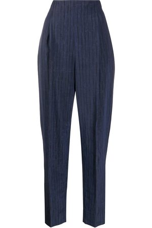 ROMEO GIGLI Women Pants - 1990s tapered trousers