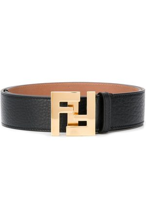 Fendi Logo buckle belt