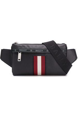 Bally Logo tape belt bag