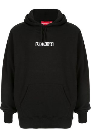 PALACE Gilbert & George 'Death' hoodie