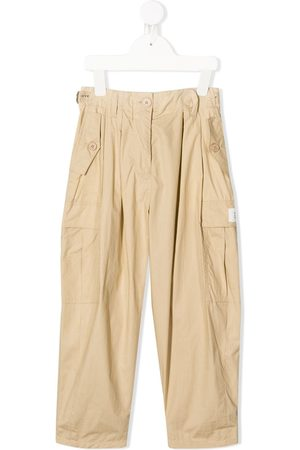 Givenchy Kids Slim cargo trousers