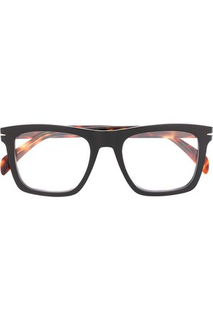 David beckham Rectangular frame glasses