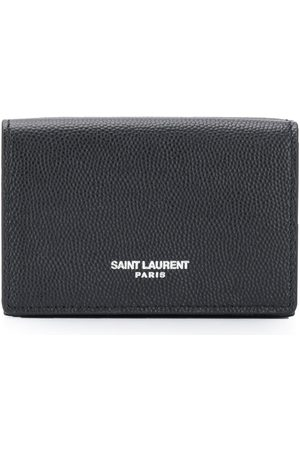 Saint Laurent Grained card case
