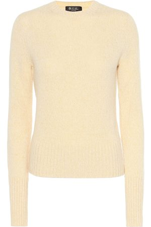 Loro Piana Women Jumpers - Cashmere and wool sweater
