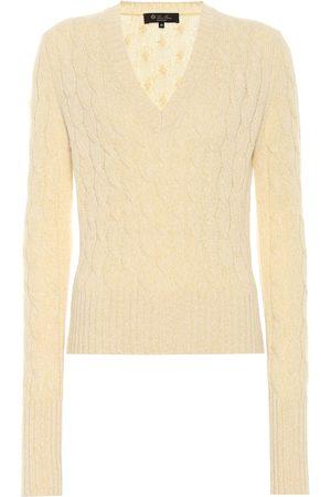 Loro Piana Randwick cashmere-blend sweater