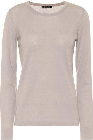 Loro Piana Women Tops - Cashmere shirt