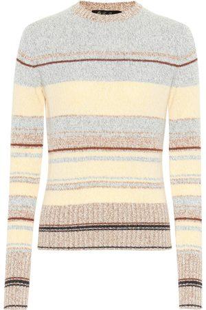 Loro Piana Cashmere and wool-blend sweater