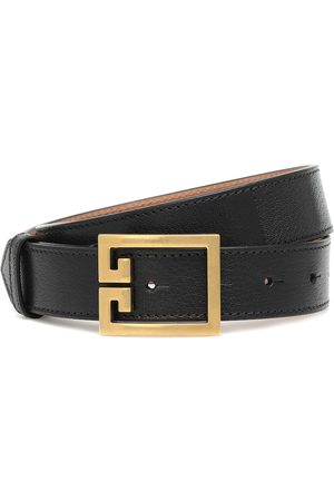 Givenchy Double G leather belt