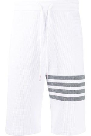 Thom Browne Men Shorts - 4-Bar Sweatshorts
