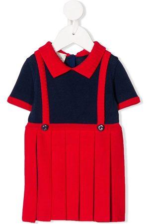 Gucci Pinafore knit dress