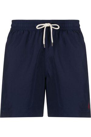 Polo Ralph Lauren Logo-embroidered swimming trunks