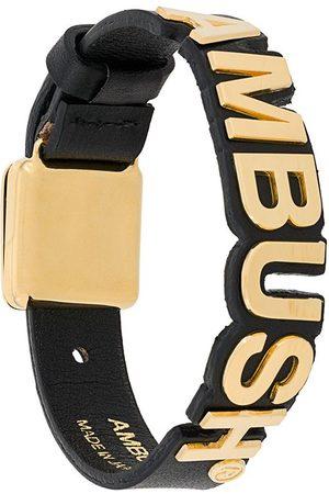 AMBUSH Men Bracelets - Bold logo bracelet