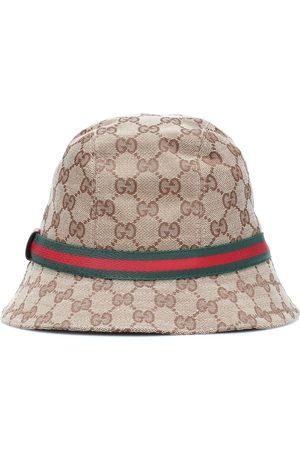 Gucci GG canvas bucket hat