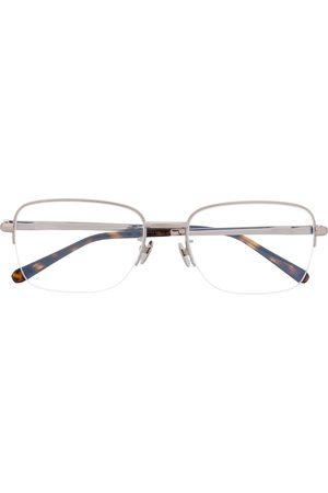 adidas Men Sunglasses - Two-tone square-frame glasses